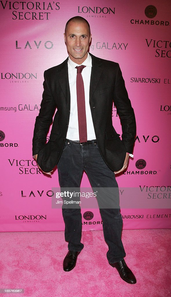 Nigel Barker attends the after party for the 2012 Victoria's Secret Fashion Show at Lavo NYC on November 7, 2012 in New York City.
