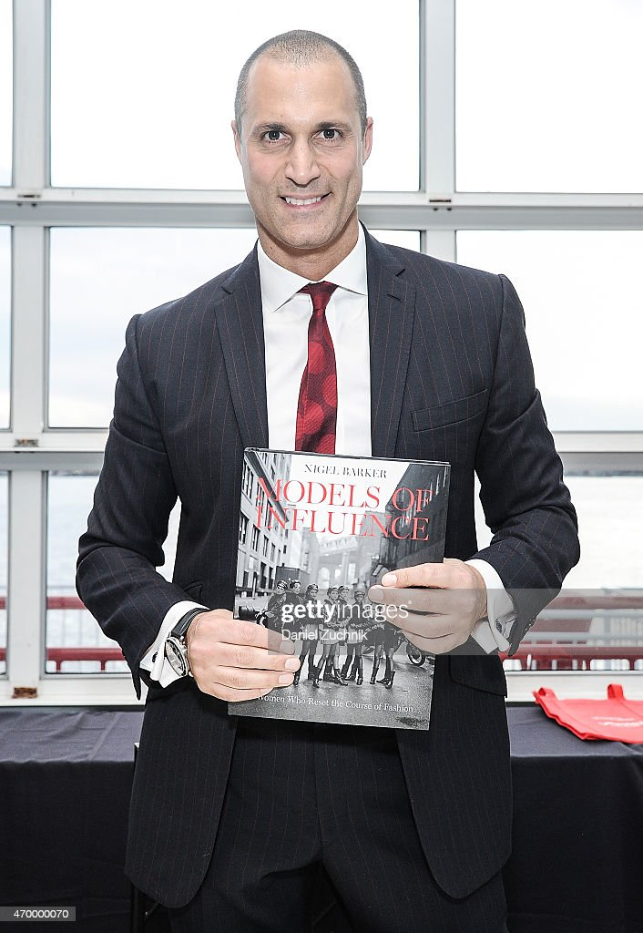 Nigel Barker attends the Scribbles To Novels 10th Anniversary Gala at Pier Sixty at Chelsea Piers on April 16, 2015 in New York City.