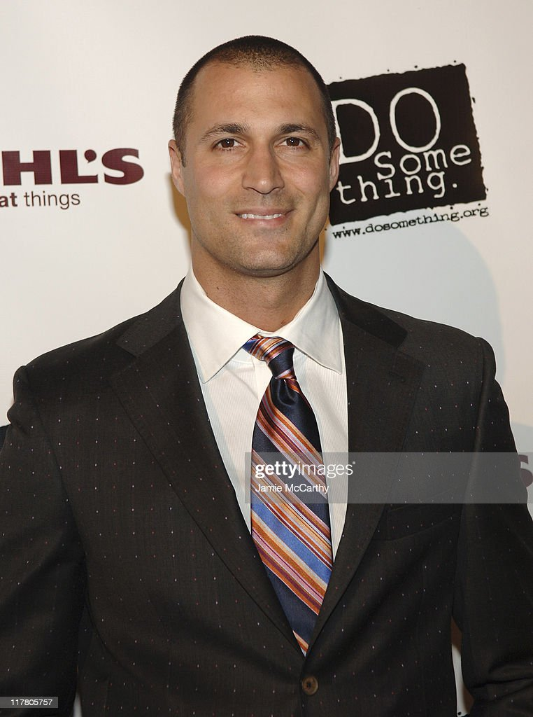 Nigel Barker during 'Do Something' BRICK Awards Sponsered by Kohl's at Capitale in New York City, New York, United States.