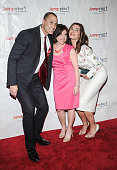Nigel Barker Jumpstart President Naila Bolus and Brooke Shields attend the Scribbles To Novels 10th Anniversary Gala at Pier Sixty at Chelsea Piers...