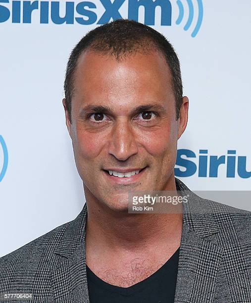 Nigel Barker visits at SiriusXM Studio on July 19 2016 in New York City