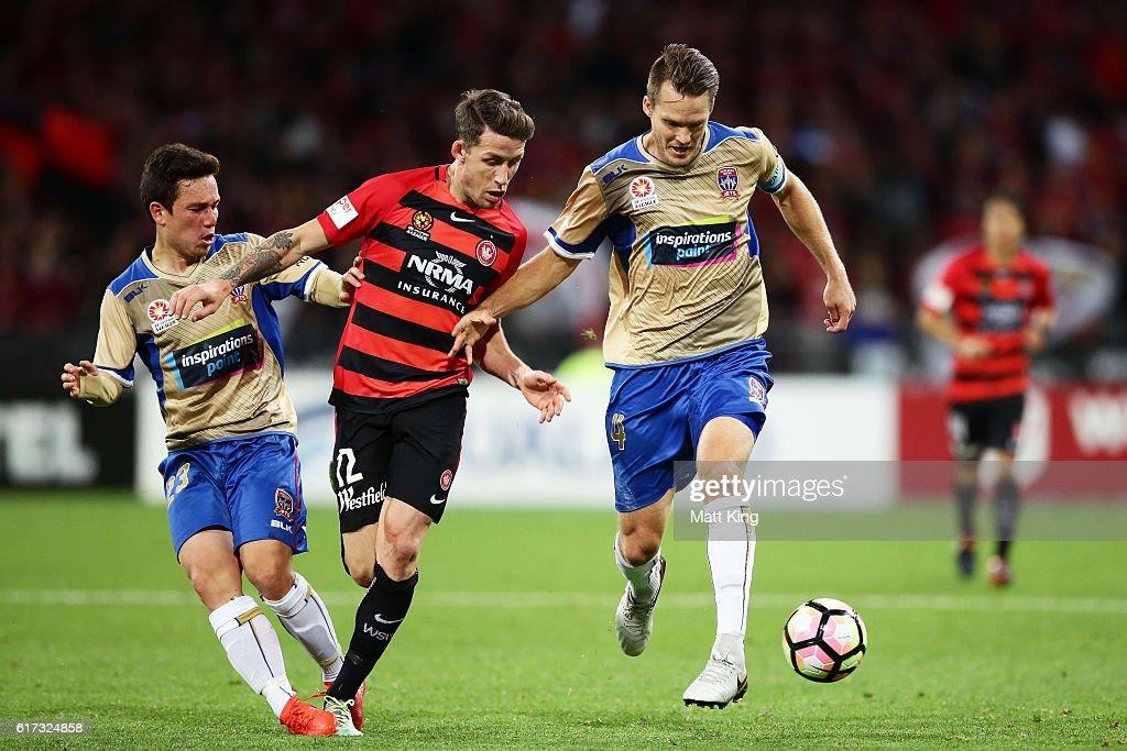 A-League Rd 3 - Western Sydney v Newcastle