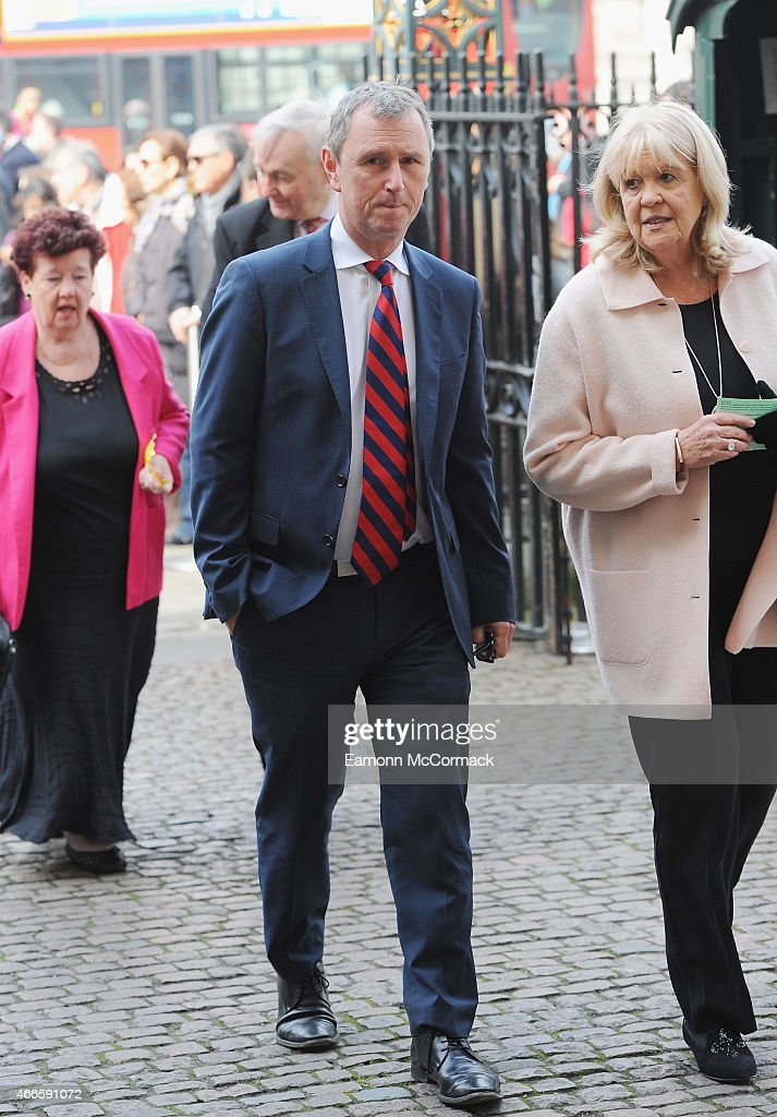 <a gi-track='captionPersonalityLinkClicked' href=/galleries/search?phrase=Nigel+Evans&family=editorial&specificpeople=2486752 ng-click='$event.stopPropagation()'>Nigel Evans</a> attends a Memorial Service for Sir Richard Attenborough at Westminster Abbey on March 17, 2015 in London, England.