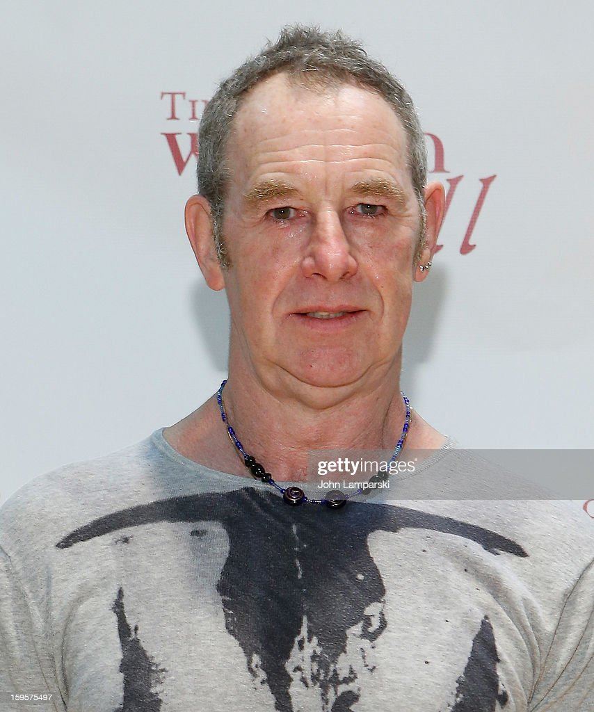 Nigel Gore attends Tina Packer's 'Women of Will' cast photo call at The Gym at Judson on January 16, 2013 in New York City.