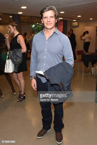 Nigel Harman attends the press night performance of 'Tanguera' at Sadler's Wells Theatre on July 20 2017 in London England