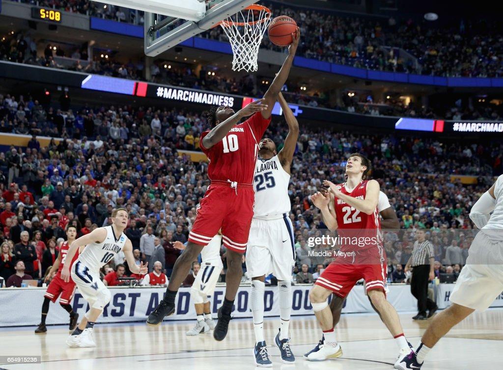 NCAA Basketball Tournament - Second Round - Buffalo
