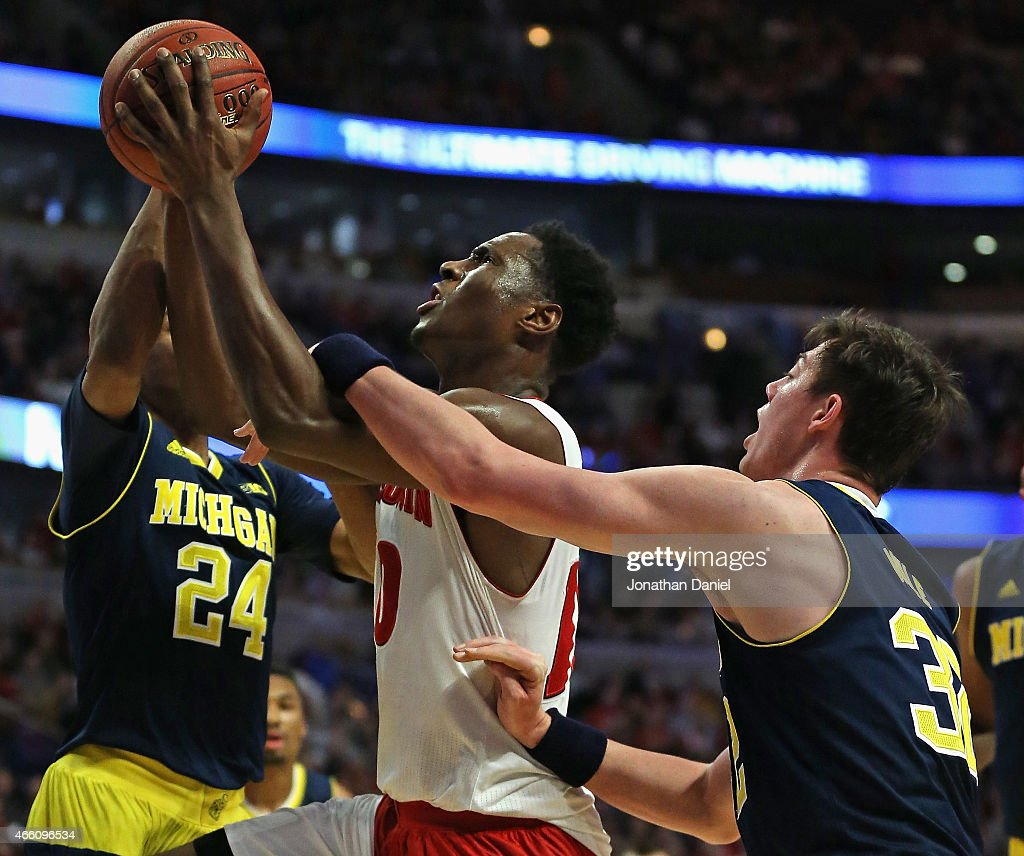 Big Ten Basketball Tournament - Quarterfinals