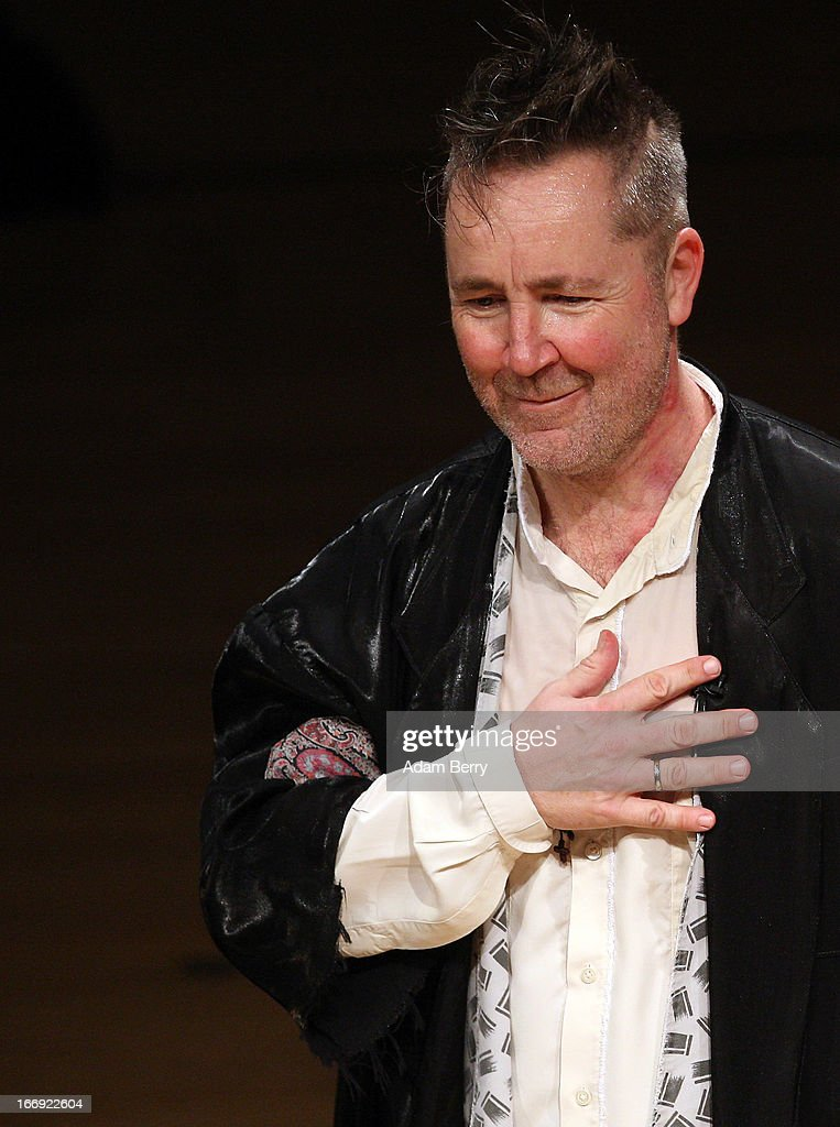 <a gi-track='captionPersonalityLinkClicked' href=/galleries/search?phrase=Nigel+Kennedy&family=editorial&specificpeople=991974 ng-click='$event.stopPropagation()'>Nigel Kennedy</a> performs at Konzerthaus Am Gendarmenmarkt on April 18, 2013 in Berlin, Germany.