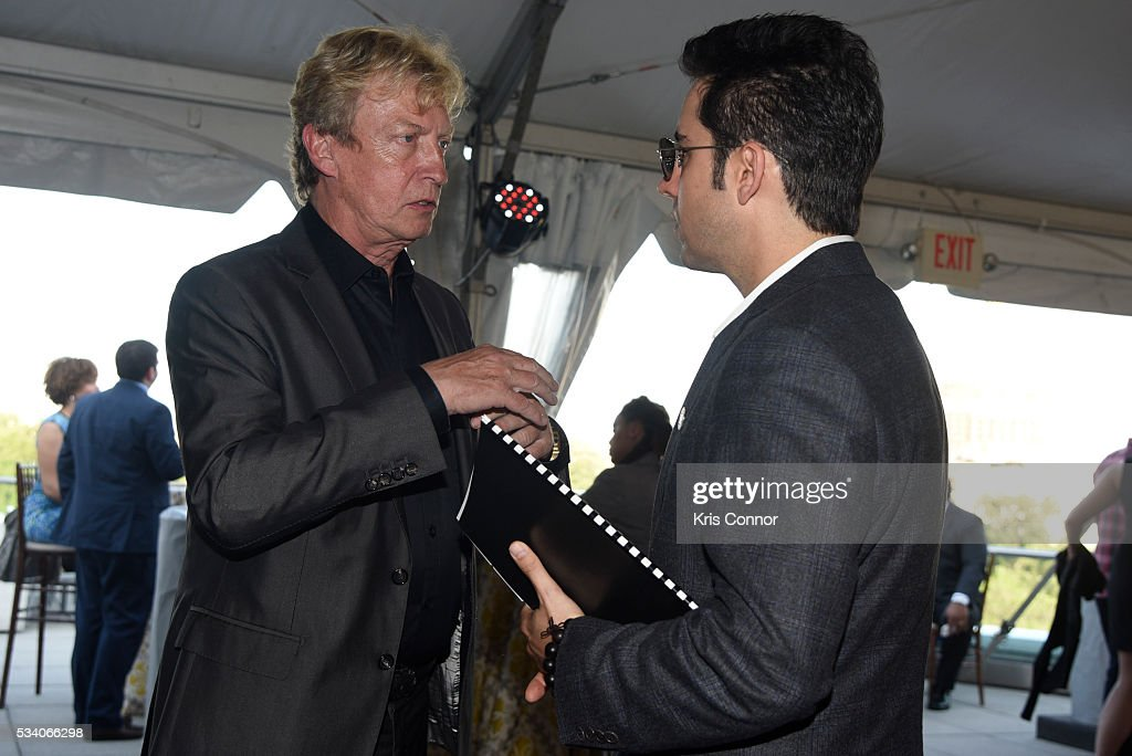 <a gi-track='captionPersonalityLinkClicked' href=/galleries/search?phrase=Nigel+Lythgoe&family=editorial&specificpeople=736462 ng-click='$event.stopPropagation()'>Nigel Lythgoe</a> and <a gi-track='captionPersonalityLinkClicked' href=/galleries/search?phrase=John+Lloyd+Young&family=editorial&specificpeople=581973 ng-click='$event.stopPropagation()'>John Lloyd Young</a> attend the NAMM TurnAround Arts Artist Reception at Nelson Mullins on May 24, 2016 in Washington DC.
