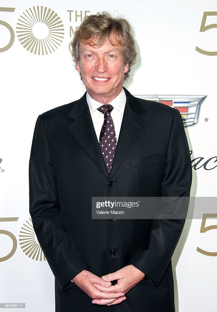 <a gi-track='captionPersonalityLinkClicked' href=/galleries/search?phrase=Nigel+Lythgoe&family=editorial&specificpeople=736462 ng-click='$event.stopPropagation()'>Nigel Lythgoe</a> arrives at The Music Center's 50th Anniversary Launch Party at Dorothy Chandler Pavilion on April 1, 2014 in Los Angeles, California.