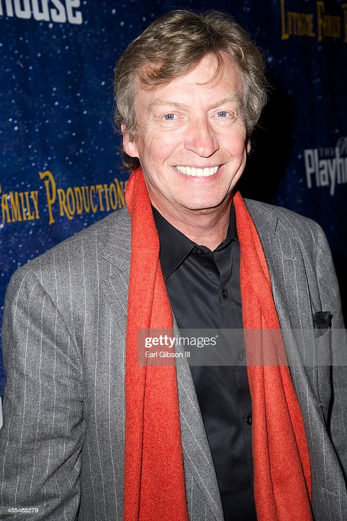 <a gi-track='captionPersonalityLinkClicked' href=/galleries/search?phrase=Nigel+Lythgoe&family=editorial&specificpeople=736462 ng-click='$event.stopPropagation()'>Nigel Lythgoe</a> attends 'Aladdin And His Winter Wish' Opening Night at Pasadena Playhouse on December 11, 2013 in Pasadena, California.