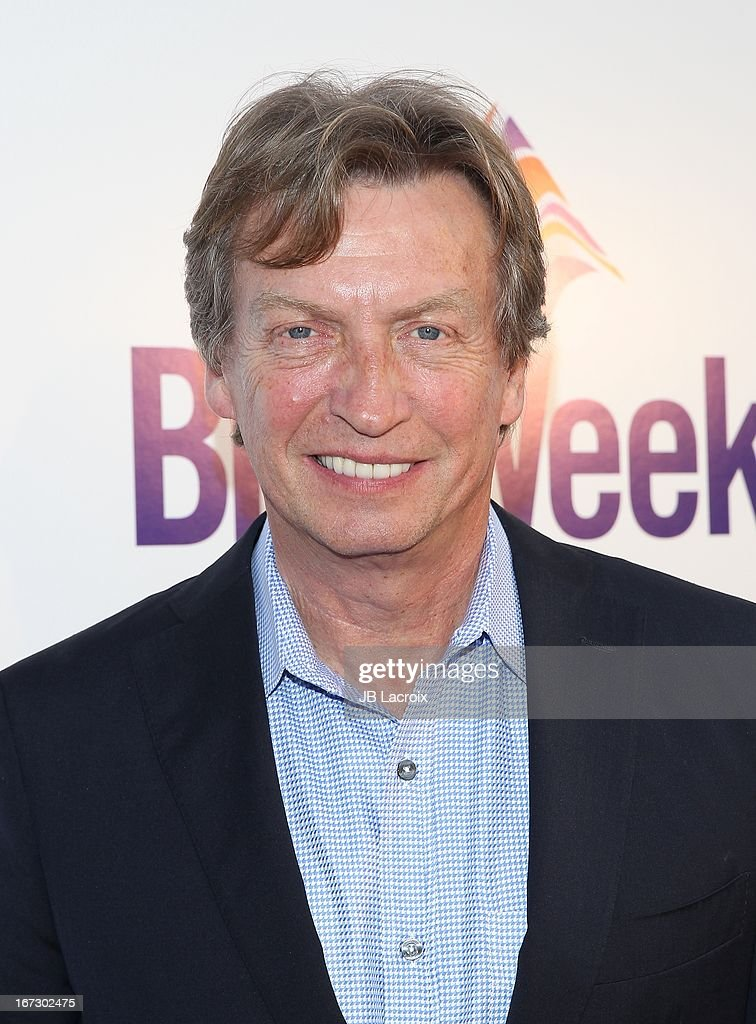 Nigel Lythgoe attends the 7th Annual BritWeek Festival 'A Salute To Old Hollywood' launch party held at The British Residence on April 23, 2013 in Los Angeles, California.
