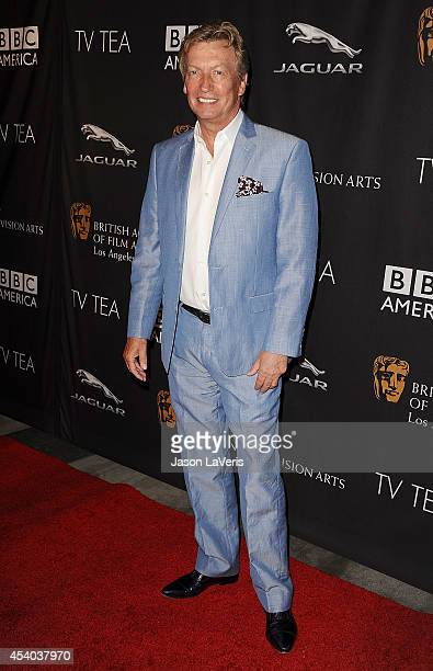 Nigel Lythgoe attends the BAFTA Los Angeles TV Tea Party at SLS Hotel on August 23 2014 in Beverly Hills California