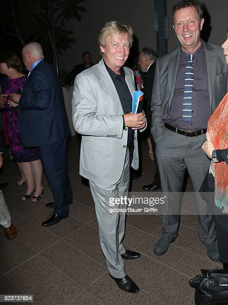 Nigel Lythgoe is seen on April 23 2016 in Los Angeles California