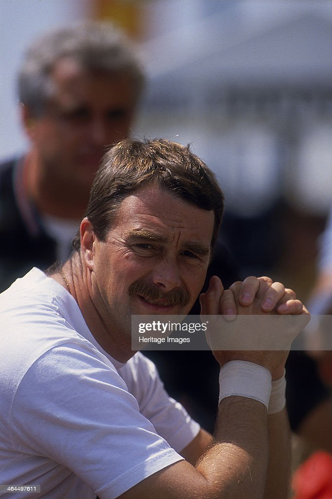 Nigel Mansell c1989c1990 When he won the World Drivers' Championship in 1992 Nigel Mansell became the first British champion since James Hunt 16...