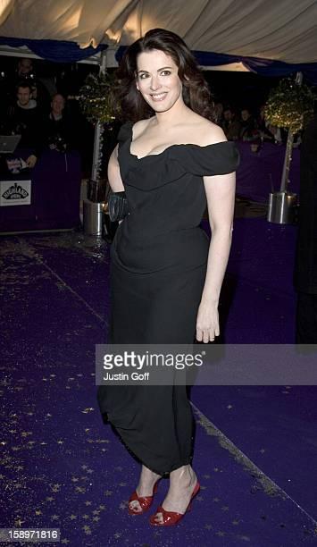 Nigella Lawson Attends The British Comedy Awards 2006 At The London Television Studios