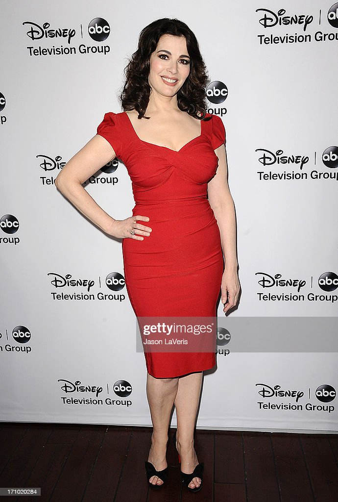 <a gi-track='captionPersonalityLinkClicked' href=/galleries/search?phrase=Nigella+Lawson&family=editorial&specificpeople=209173 ng-click='$event.stopPropagation()'>Nigella Lawson</a> attends the Disney ABC Television Group 2013 TCA Winter Press Tour at The Langham Huntington Hotel and Spa on January 10, 2013 in Pasadena, California.