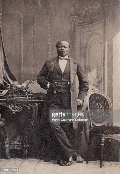 Nigerian merchant sailor businessman and philanthropist James Pinson Labulo Davies London 15th September 1862 He was married to former slave and...