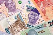 Nigerian money - Naira, a background