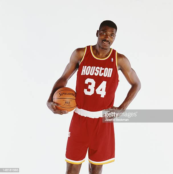 Hakeem Olajuwon Stock Photos and Pictures   Getty Images