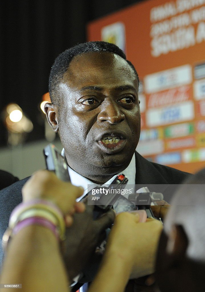 NIGERIA REAPPOINTS SHUAIBU AS NATIONAL FOOTBALL COACH