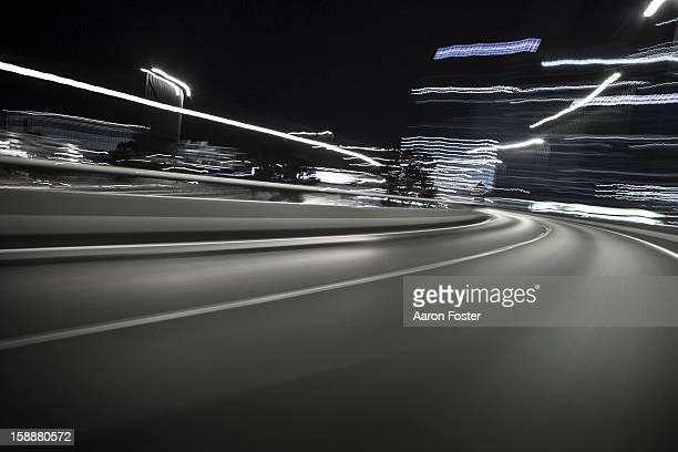 Night City off ramp