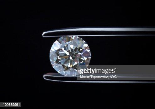 Night Diamond : Foto de stock