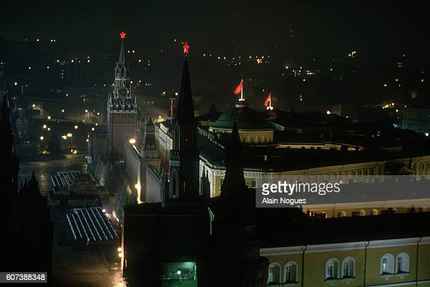 Night falls on the Kremlin during a 1991 coup attempt The State Committee for the State of Emergency a group led USSR Vice President Gennady Yanayev...
