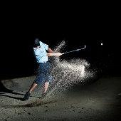 Night Golfer