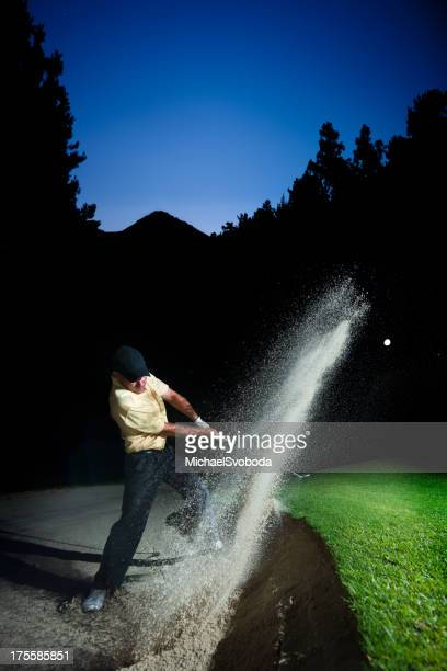 Night Golfer