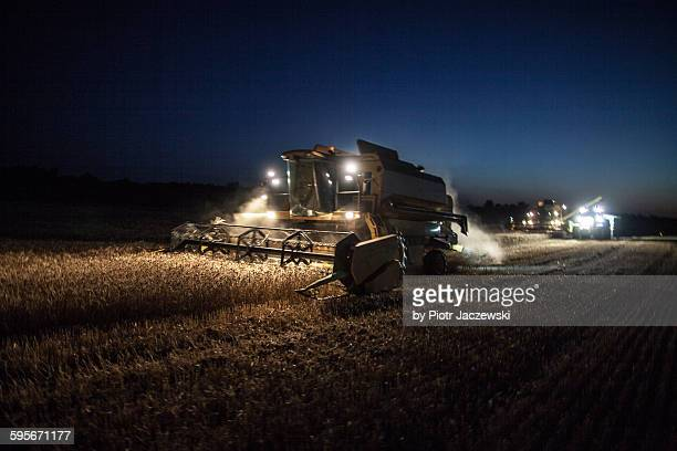 Night harvesting