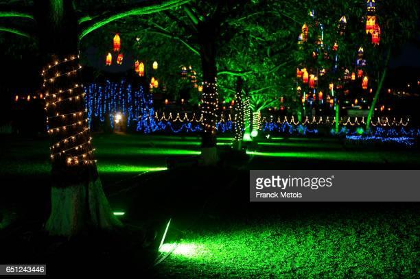 Night illumination ( India)