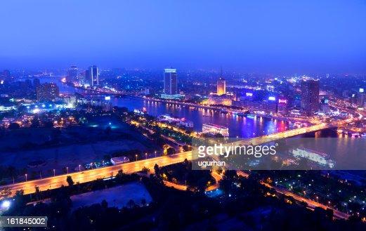 night in cairo