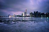 Night in Guangzhou