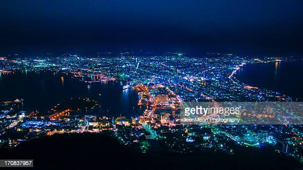 Night in Hakodate