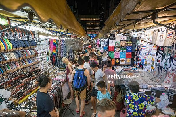 Night Market, Bangkok, Thailand