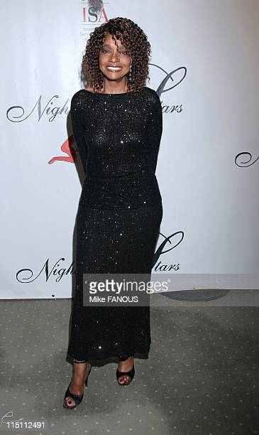 Night of 100 Stars Oscar Party in Beverly Hills United States on March 05 2006 Beverly Todd at the Night of 100 Stars Oscar Party at the Beverly...