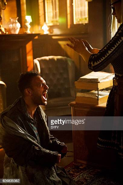THE MAGICIANS 'Night of Crowns' Episode 201 Pictured Arjun Gupta as Penny