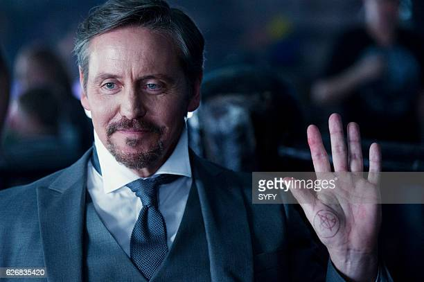 THE MAGICIANS 'Night of Crowns' Episode 201 Pictured Charles Mesure as The Beast