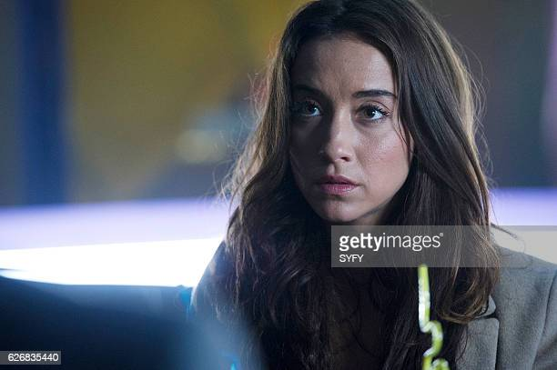 THE MAGICIANS 'Night of Crowns' Episode 201 Pictured Stella Maeve as Julia