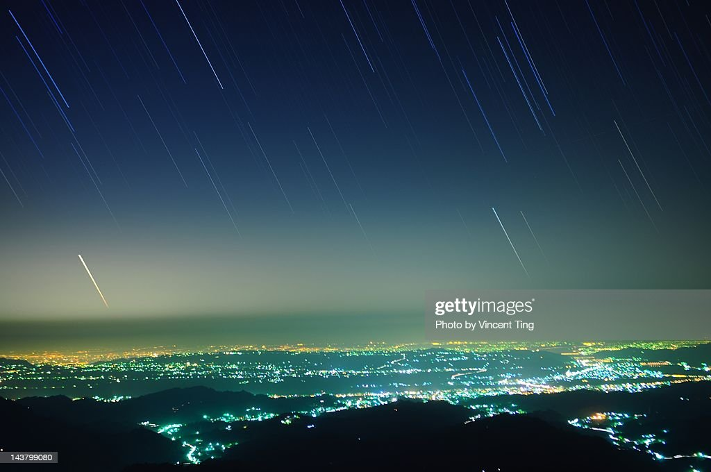 Night of Taichung City