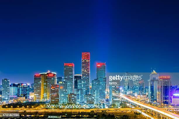 Night on Beijing