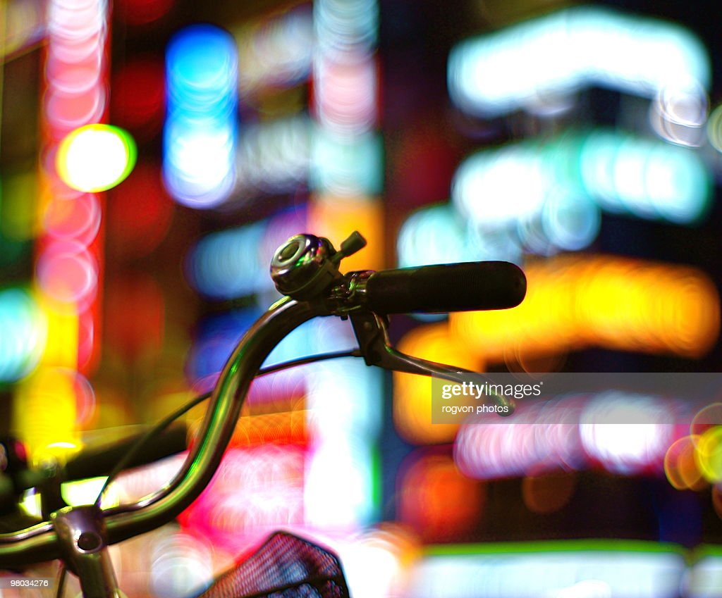Night Rider : Stock Photo