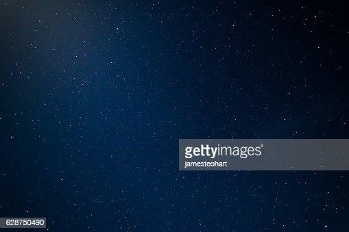 Night Sky, Hyden, Western Australia. : Stock Photo