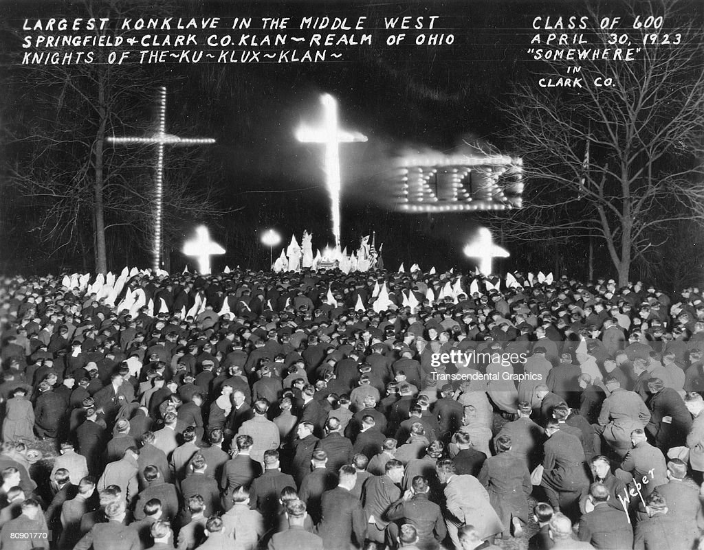 an overview of the ku klux klan in america In this violent atmosphere, the ku klux klan grew in size and strength by 1868, the klan had evolved into a hooded terrorist organization that its members called the invisible empire of the south.