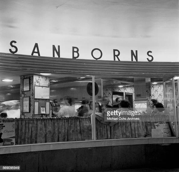 Sanborns stock photos and pictures getty images for Sanborns restaurant mexico