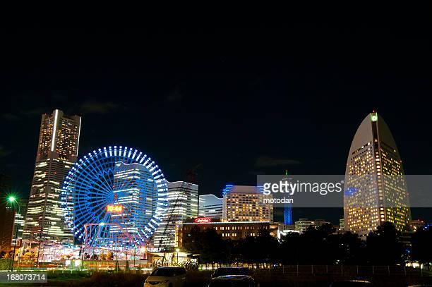Night view of MinatoMirai21