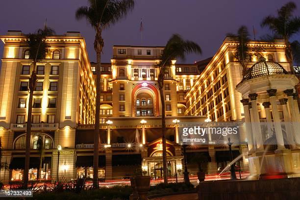 Nachtansicht des US Grant in San Diego