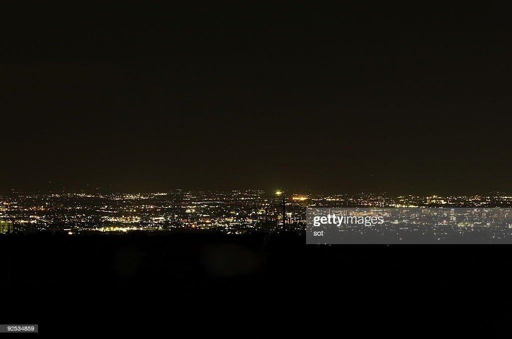Night view : Stock Photo