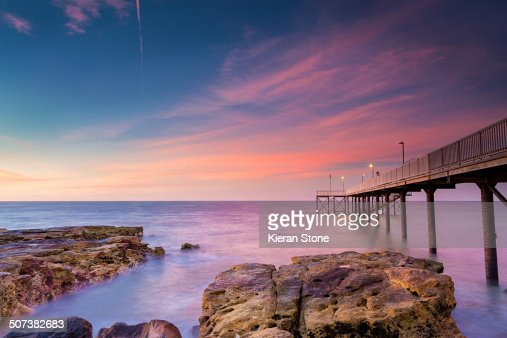Nightcliff at sunset